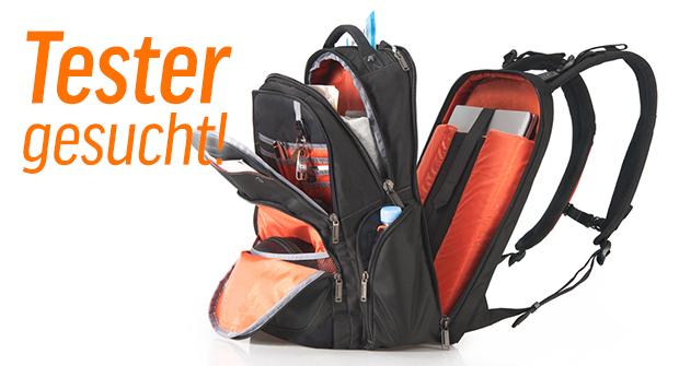 Tester gesucht: Everki Atlas – Premium Notebook-Rucksack mit viel Stauraum und vielen Extras