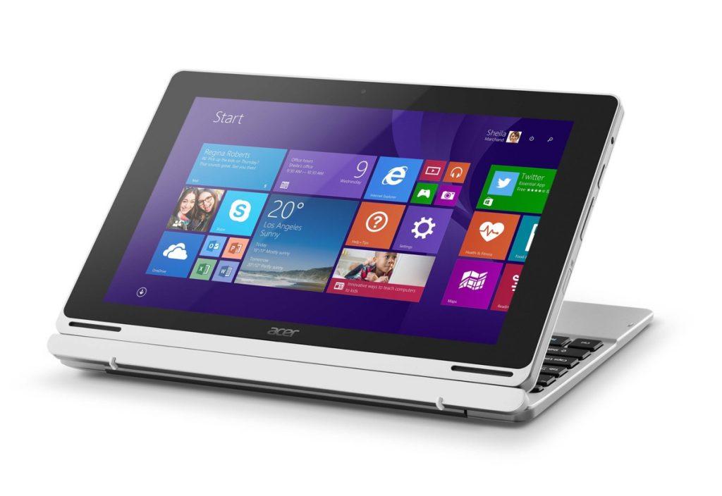 Aspire Switch und Aspire R 11: Acer präsentiert neue Convertibles