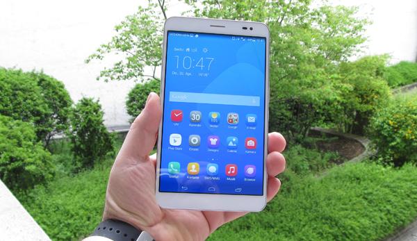 Huawei MediaPad X1 7.0 16GB LTE im Test – 7-Zoll-Tablet mit Telefonfunktion