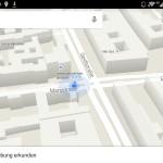 Navigieren mit Google Maps