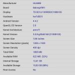 CPU Z - Angaben zum System