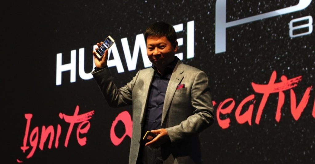 Huawei P8: High-End-Smartphone im Metall-Unibody-Kleid vorgestellt