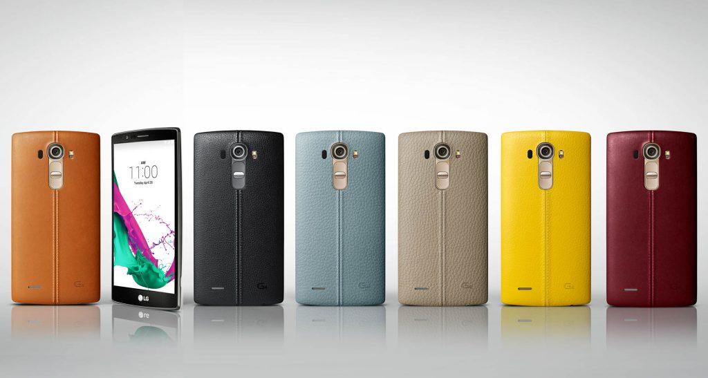 LG stellt neues Flaggschiff-Smartphone G4 offiziell vor