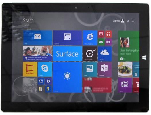 Microsoft Surface 3 - Display0