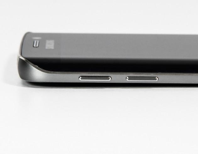 Samsung Galaxy S6 Edge Lautsprechertasten