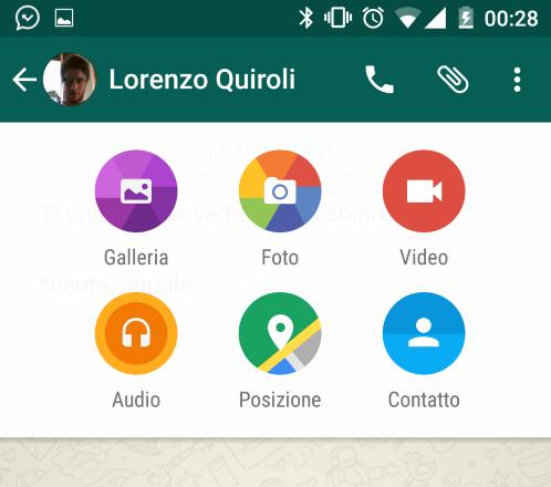 WhatsApp für Android bekommt dank Material Design frischen Anstrich