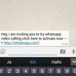 WhatsApp-Nutzer aufgepasst! Einladung zum Testen von  ...