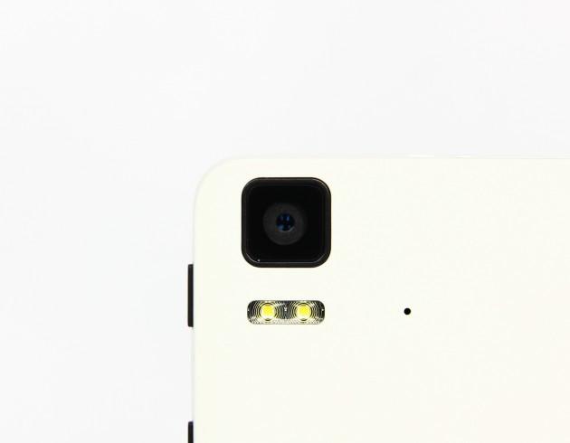 BQ Aquaris E5 FHD Hauptkamera