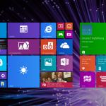Kacheloberfläche vom Windows 8.1