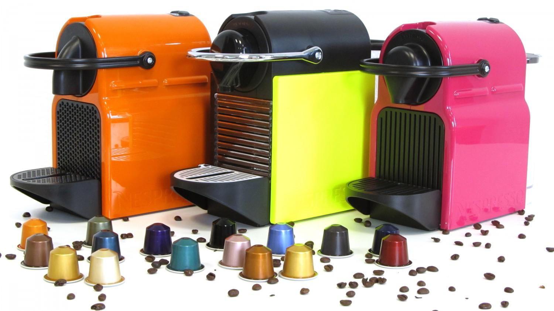 Nespresso-Kapseln - Nespresso-Maschinen