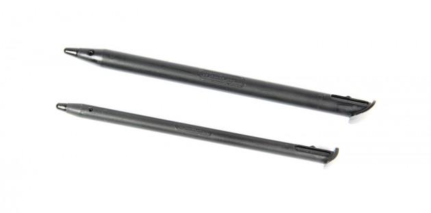 Der Nintendo 3DS XL erhält einen größeren Stift, der griffiger in der Hand liegt.
