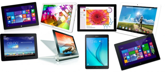 10-Zoll-Tablets