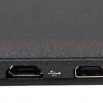 microUSB- und microHDMI-Buchse