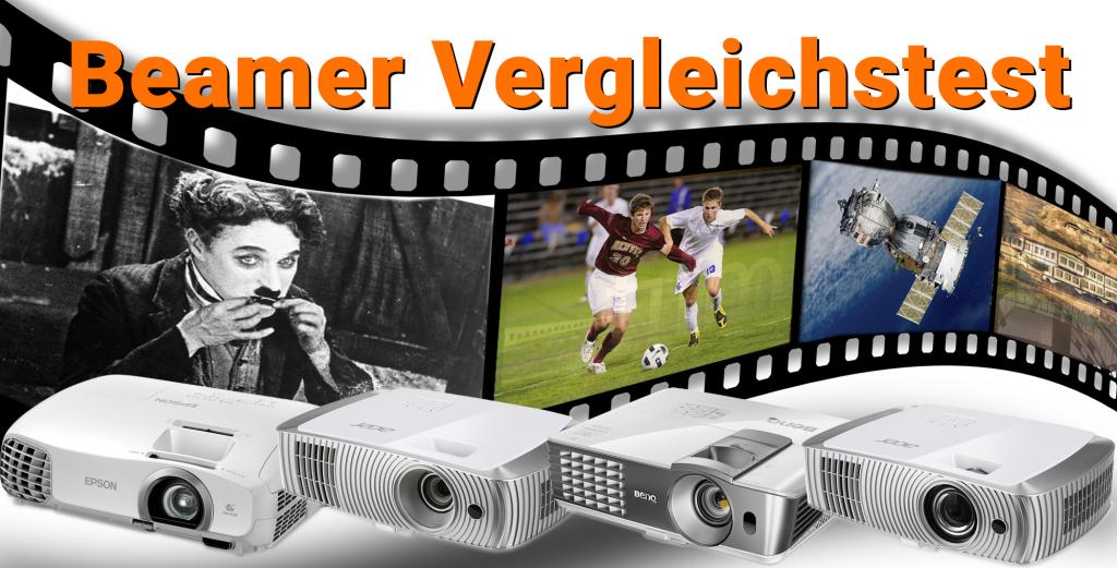 Vier Heimkino-Projektoren mit Full-HD- und 3D-Unterstützung im Vergleich [Tester gesucht]