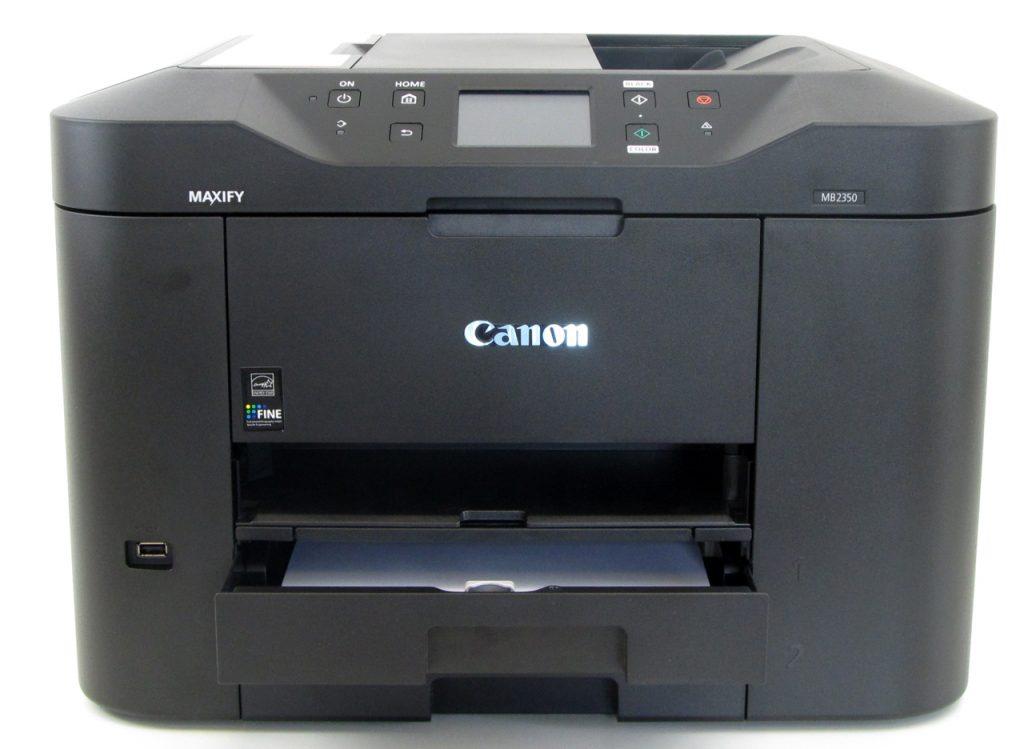 Test: Canon MAXIFY MB2350 – Drucker, Scanner, Kopierer und FAX in Einem [Tester gesucht]
