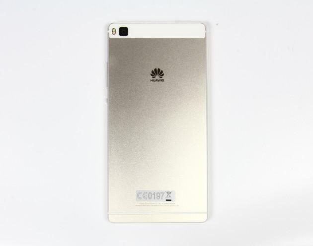 Huawei Ascend P8 Rueckseite
