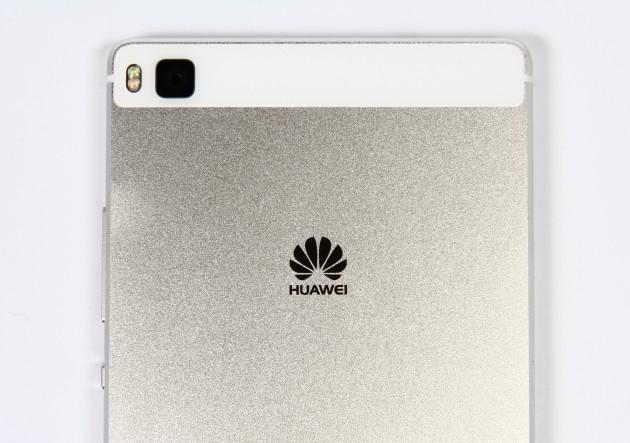 Huawei Ascend P8 Rueckseite Kamera