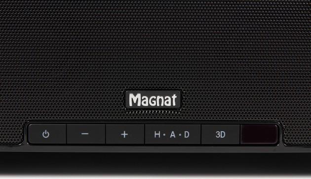 Magnat Sounddeck 200 - Bedienelemete