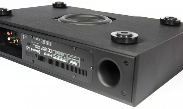 Magnat Sounddeck 200 - Downfire-Subwoofer