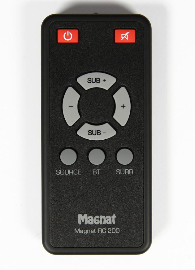 Magnat Sounddeck 200 - Remote Control