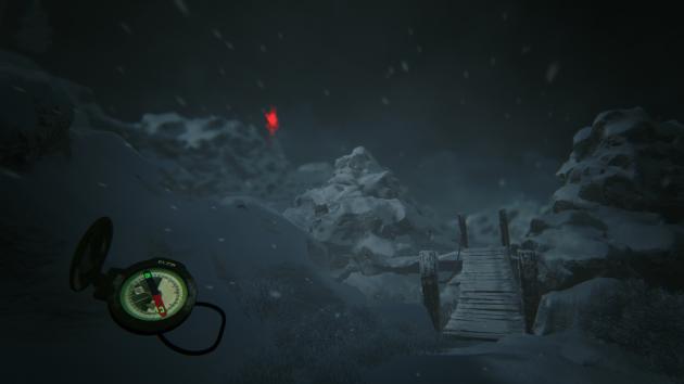 Selten sahen Winternächte schöner aus: Unreal 4 Engine