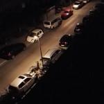 Nachtaufnahme des Huawei P8
