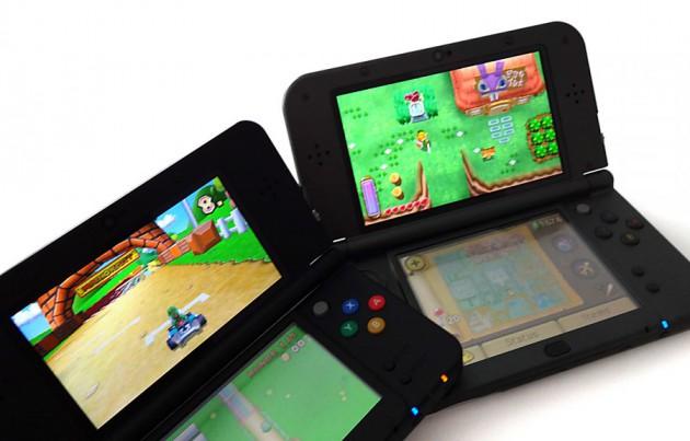 Nintendo New 3DS: 3D ganz ohne Brille