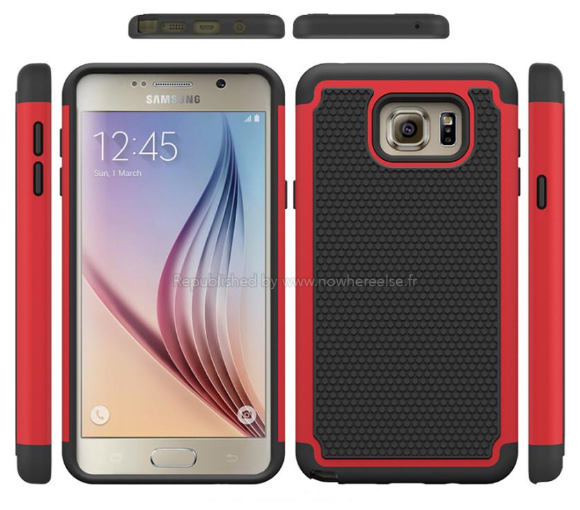Samsung Galaxy Note 5 zeigt sich auf erstem Pressebild