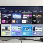 Samsung UE55J6250: Apps