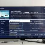 Samsung UE55J6250: EPG