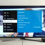 Samsung UE55J6250: Einstellungsmenü