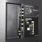 Samsung UE55J6250: Viele Anschlüsse