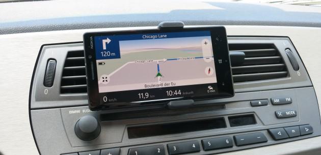 Smartphone Navigation HERE Nokia 930