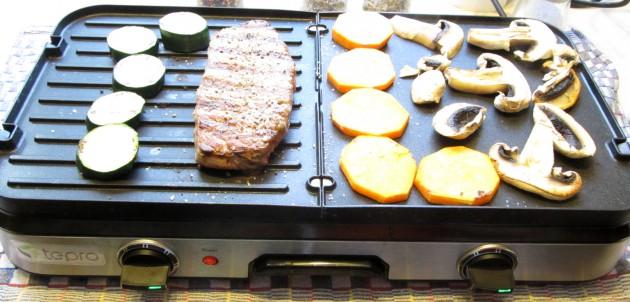 Tepro-Arvada-Grill---Fazit-Fleisch