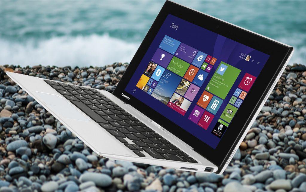 Test: Toshiba Satellite Click Mini – Click´n´Move Handliches 8,9″-Tablet mit Keydock und 2. Akku