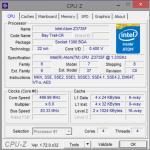 CPU Z: Angaben zum Prozessor