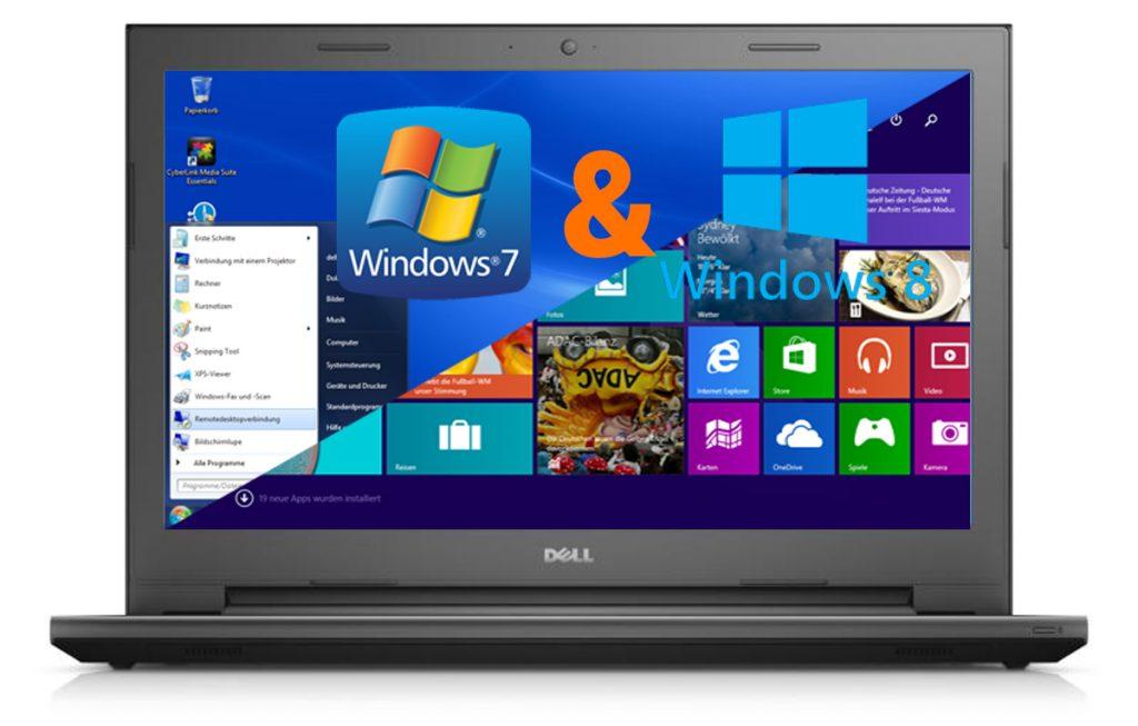 Einsteiger-Notebook von Dell mit 15,6-Zoll-Display, Intel CPU & 500 GB HDD für 249 € [Tester gesucht]