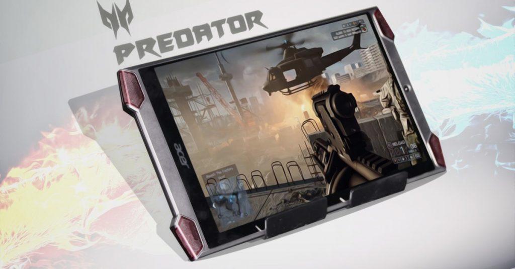 Computex 2015: Acer zeigt neue Tablets, ein Smartphone und einen Hybrid