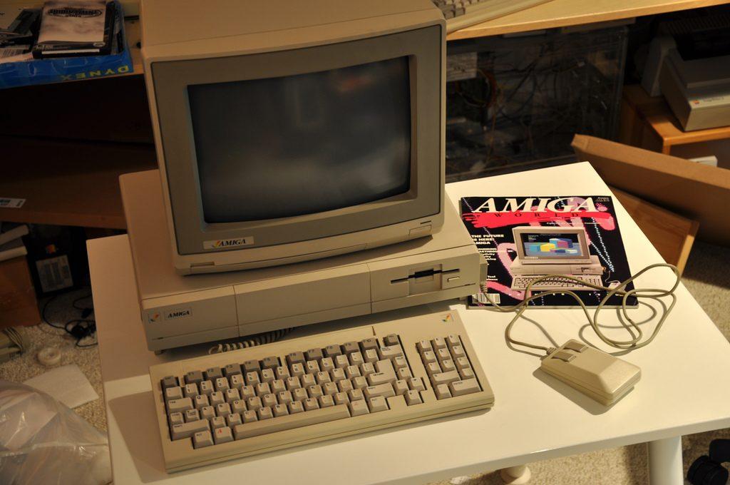 Der Commodore Amiga wird heute 30 Jahre alt