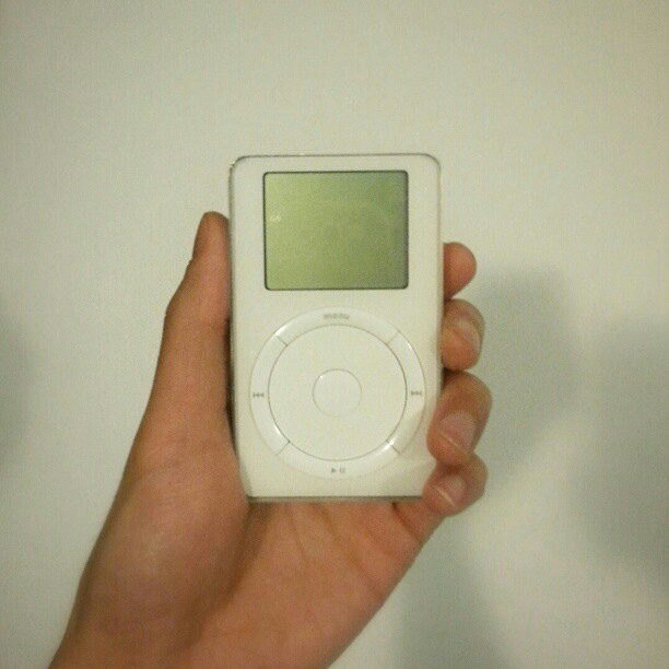 erster iPod