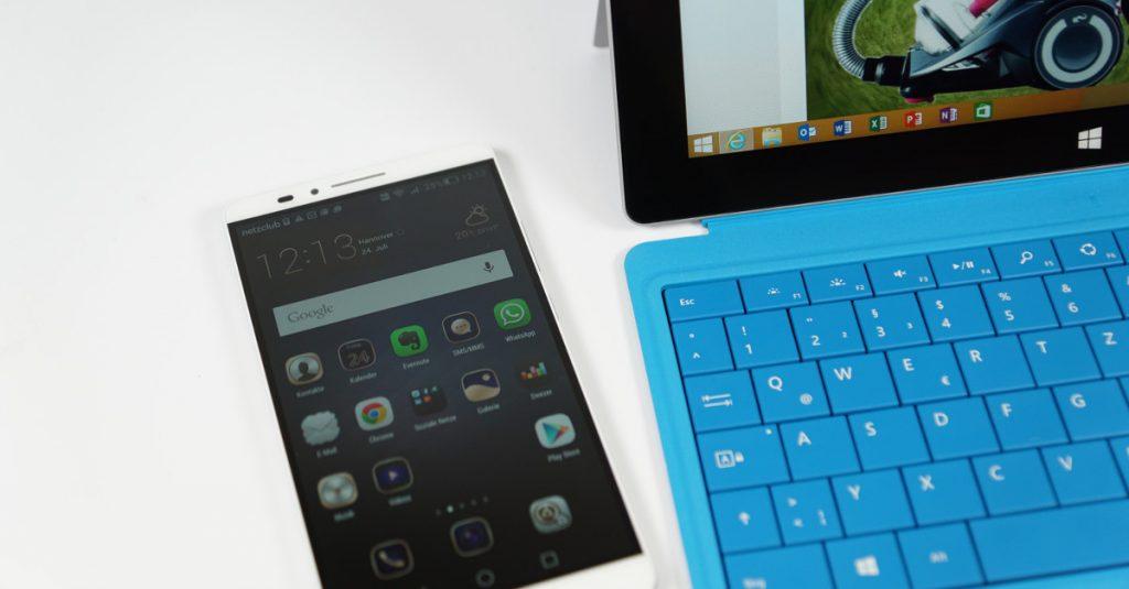 Praxistipp: Android Smartphone als mobilen WLAN-Hotspot betreiben