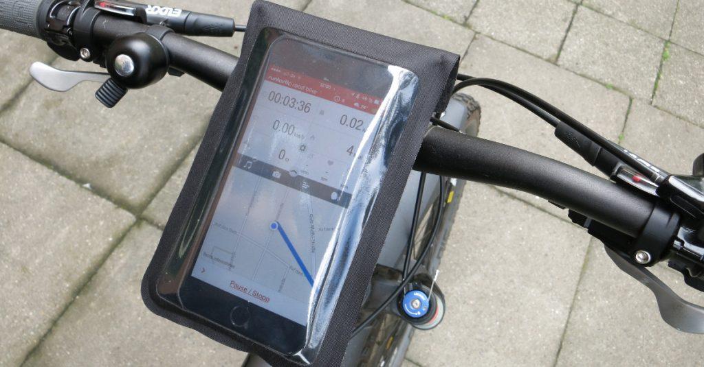 iOS Apps für die perfekte Radtour