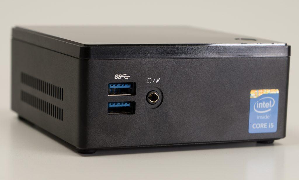 Im Test: Gigabyte Brix GB-BXi5H-5200 Intel Core i5-5200U Barebone