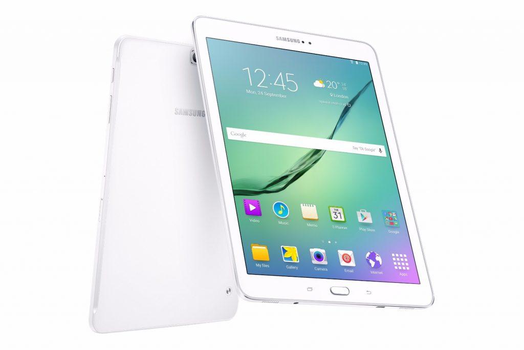 Samsung stellt Galaxy Tab S2 8.0 und 9.7 offiziell vor