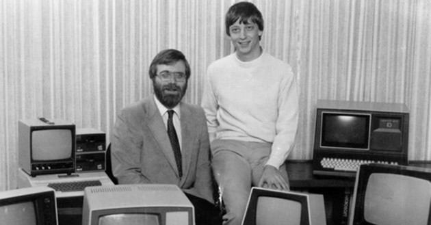 Gates-Microsoft