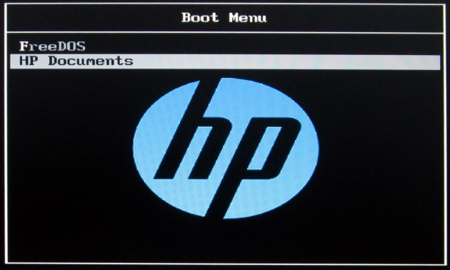 HP-BIOS-Freedos-BootMenue