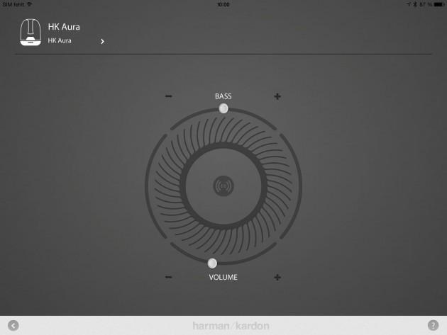 Harman Kardon Aura App 1