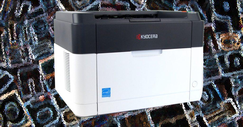 Kyocera FS-1041 S/W-Laserdrucker für unter 80 € im Test