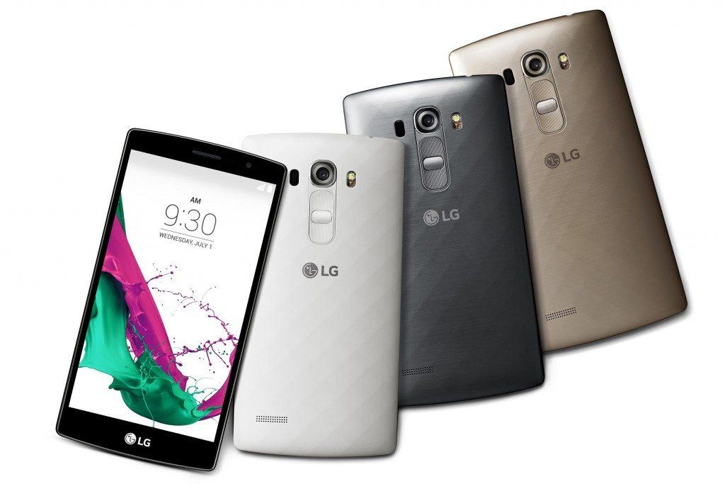 LG G4s mit Snapdragon 615 Prozessor offiziell vorgestellt