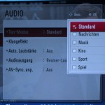 Audio-Settings